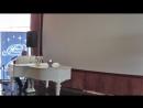 Концерт памяти Михаила Таривердиева. Маевский Виктор Михайлович, Рубинский Константин, Карабешкина Александра - скрипка.