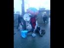 Уличный музыкант в Питере на Старой деревни