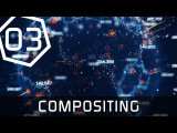 Earth Hologram Tutorial Part 3 - Compositing - After Effects