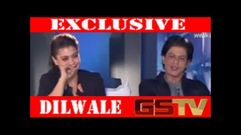 EXCLUSIVE: 'Dilwale' Superstars Shah Rukh Khan and Kajol's interview with GSTV: P-2