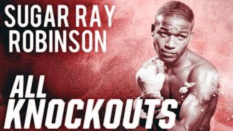 Sugar Ray Robinson Highlights HD