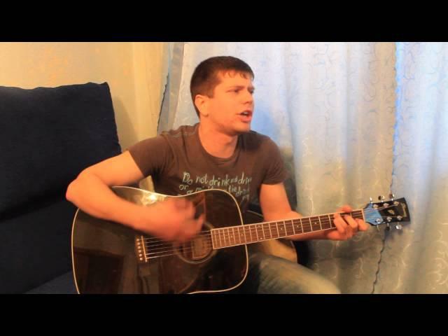 Евгений Белоусов Девчонка девчоночка песня под гитару
