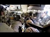 Работа заряжающих M109A6 Paladin vs САУ Мста С