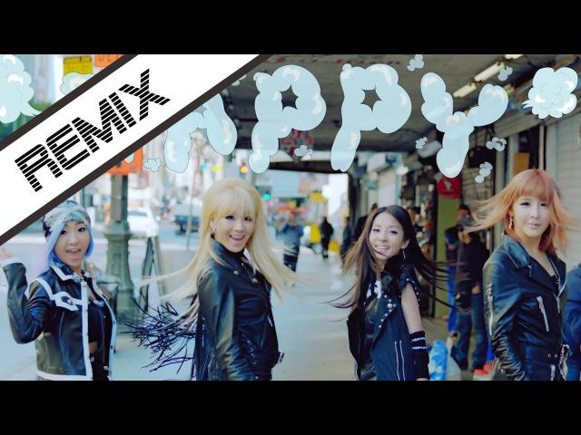 2NE1 - Happy   Areia Kpop Remix 153