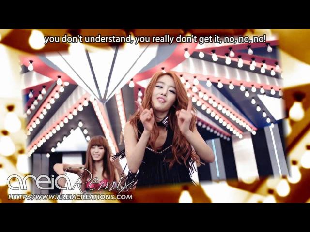 Secret - Love is Move   Areia Kpop Remix 84
