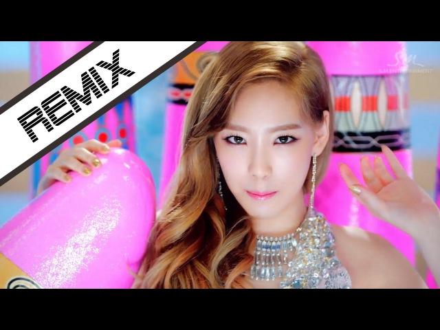 Girls' Generation TTS - Holler | Areia Kpop Remix 162