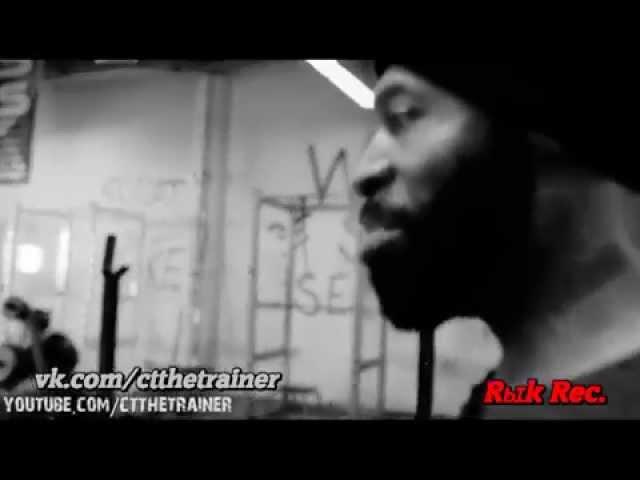 CT Fletcher - Как меня заебали дрыщи!! bodybuilding Плюшевая борода