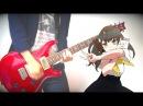 GATCHAMAN Crowds insight OP ガッチャマン クラウズ インサイト OP ギターで弾いてみた。