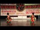 Bandari, Anna Balabanova, Mozgovaya Natalia, World Championship oriental dance folk 2015, 2nd place