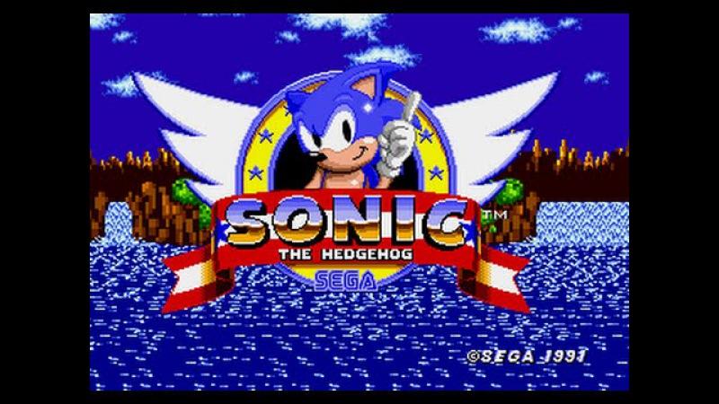 Mega Drive Longplay [016] Sonic the Hedgehog