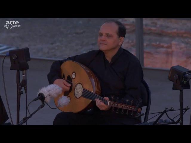 Anouar Brahem Quartet - Halfaouine - Festival Les Suds à Arles (14/07/2016)