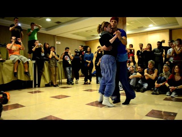 Kwenda Lima con Anuki, III Afrolatin Dance Congress - Pamplona 16-03-13