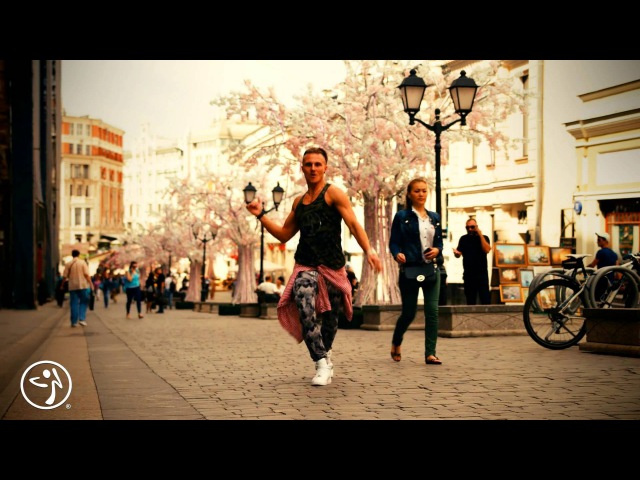 Gente De Zona feat. Marc Anthony -Traidora ZUMBA Choreography by Zin™ Perekin Anton