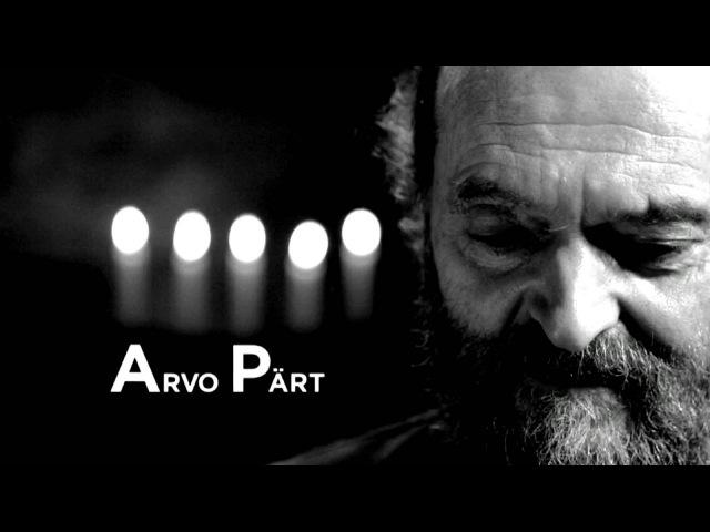 ARVO PÄRT - The Malta International Arts Festival 2016