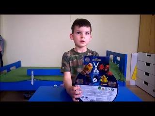 Лучший подарок для мальчика Virus Attack SKRANET / Атака вирусов / Вирус атакует