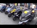Макси скутер Yamaha T MAX 500сс Тусовка Olny Club maxi scooter