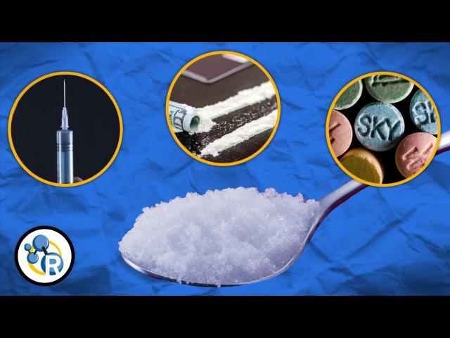 Почему синтетические наркотики так опасны? | Озвучка DeeAFilm