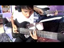 Ibanez RG8 Demonstration - Kshitij Kumar (HD 720p w/ studio quality audio)
