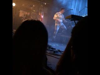 5 марта DNCE выступили в Осло, Норвегия