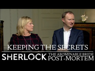 Keeping The Secrets - Post Mortem: The Abominable Bride - Sherlock