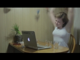 russian girl don't girls don't scare vodka