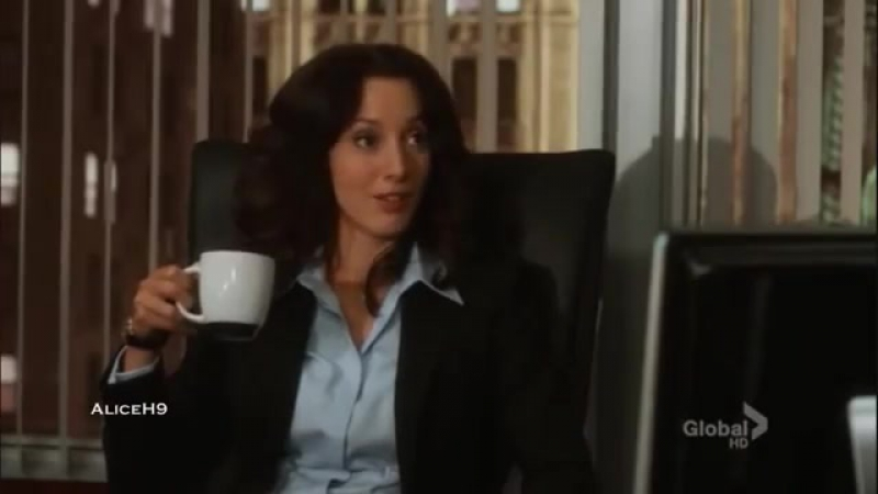 Jennifer Beals in the role of Teresa Colvin in the