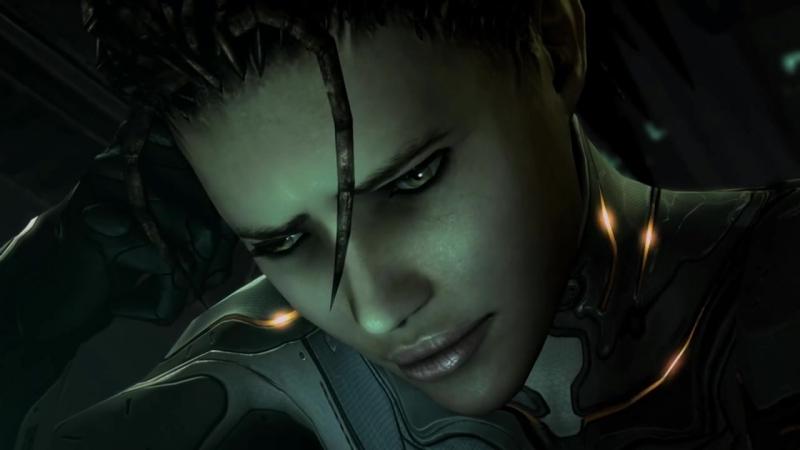 История королевы клинков Starcraft 2 Все видео о Саре Кэрриган смотреть онлайн без регистрации
