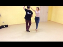 Бачата. Урок 12.05.16  Bachata  S'танция