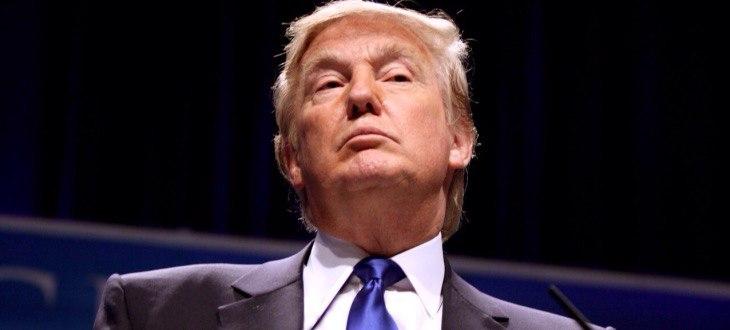 Джонни Депп в роли Дональда Трампа