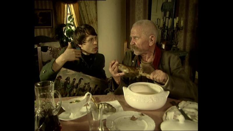 Дело о Мёртвых душах - 3 серия (2005)
