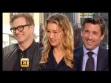 Entertainment Tonight: Рене, Колин и Патрик говорят о