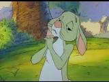 Винни Пух Дисней мультик - Кролик Отмечает Места - мультфильмы для детей