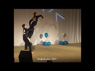 Мужской сезон 2015 - Кирилл Липатников - Творческий номер