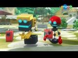 Соник Бум / Sonic Boom 1 сезон 13 серия - Слаженные действия (Карусель)