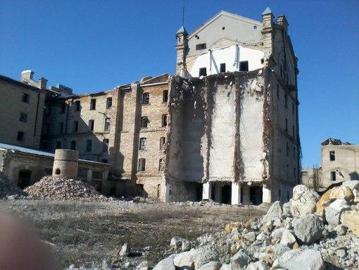 Заброшенная мельница, Ставрополь