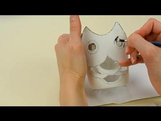 Лайфхакерша. DIY Подставки для кистей своими руками