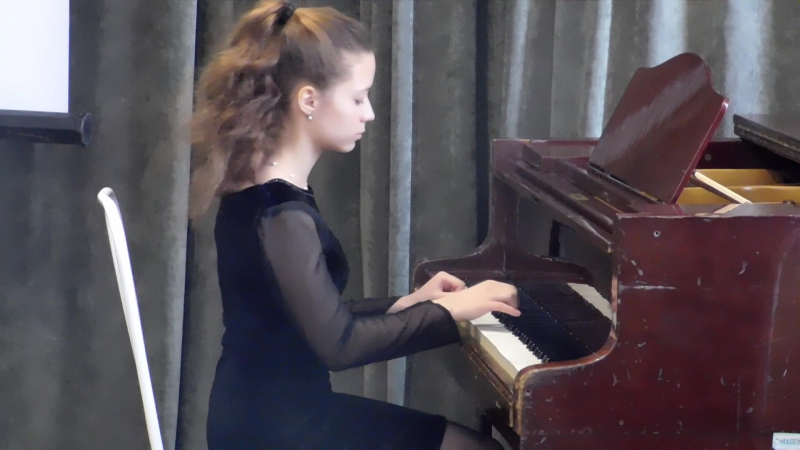 С В Рахманинов Прелюдия до диез минор op 3 №2