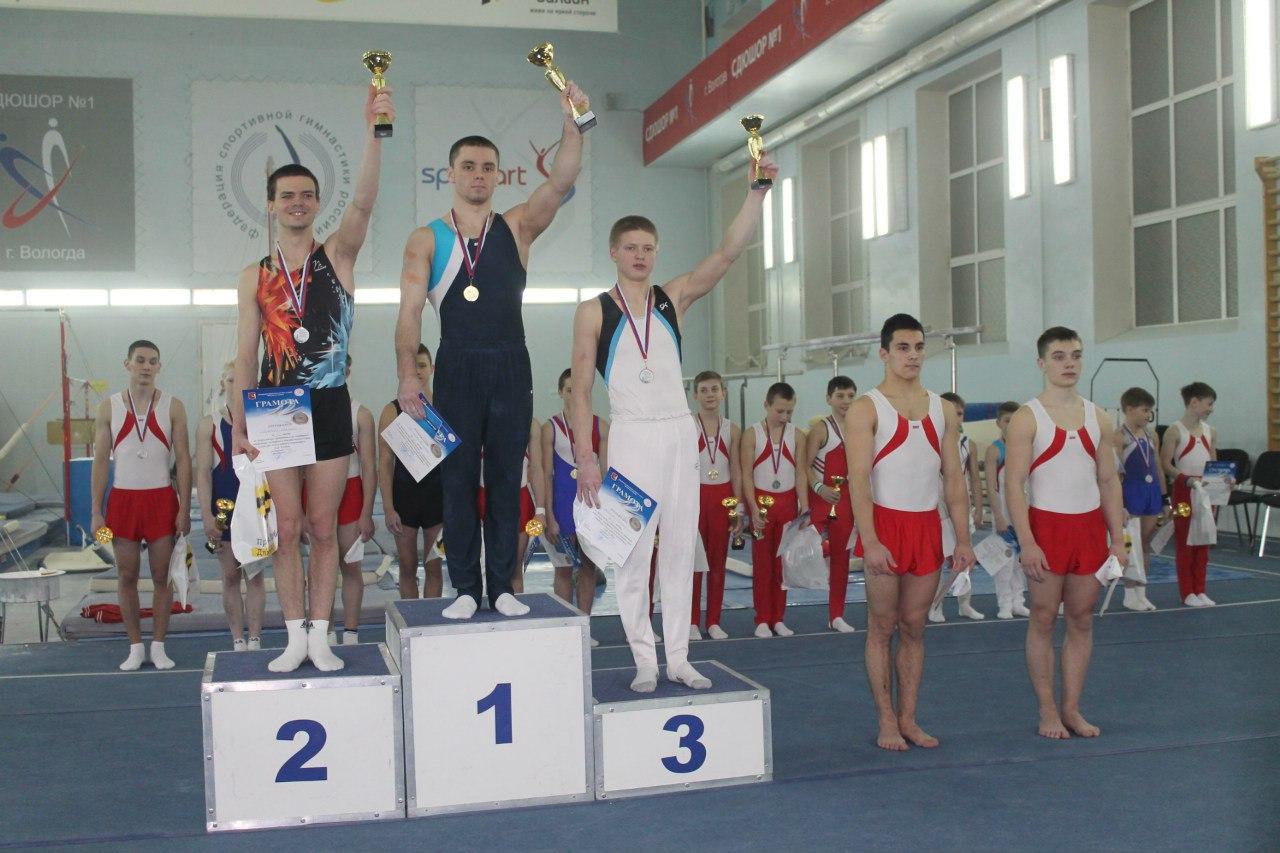 Филипп Чуглазов стал чемпионом области