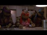 Черепашки-ниндзя 2 / Teenage Mutant Ninja Turtles II (1991) / СУПЕР КИНО ФИЛЬМ