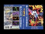 X Men 2   Clone Wars Sega Mega Drive Genesis Complete Soundtrack OST