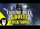 """CALL OF DUTY GHOSTS ROCK RAP   TEAMHEADKICK """"Never See A Ghost"""""""