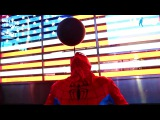 Spiderman does EPIC Freestyle Football - ft. Wass