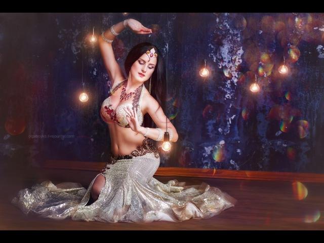 Maria Kapinus on LAYALI BULGARIA Oriental Dance Festival 2016