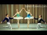 Vaganova Ballet Academy. Asya Bogdashkina, Ksenia Sevenard, Marat Bikmukhametov, Lev Petrov.