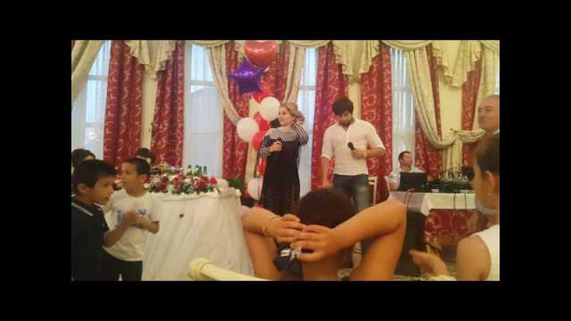 Фатима и Курбан Гусейханов (даргинская)
