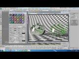 IOR в Refraction 3Ds Max Шпаргалка ч.20