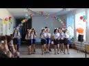 Танец 9 класса на последнем звонке