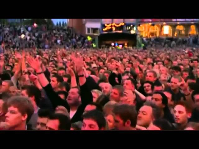 Morrissey - There Is a Light That Never Goes Out (Live from Move Festival, Manchester, 2004)