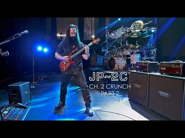MESA/Boogie JP-2C – John Petrucci Ch. 2 Crunch – Tones on Tour