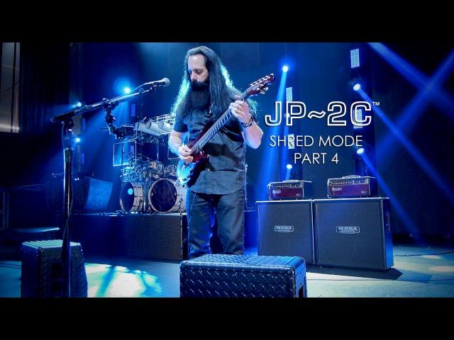MESA/Boogie JP-2C – John Petrucci Shred Mode (Ch. 2 Crunch) – Tones on Tour
